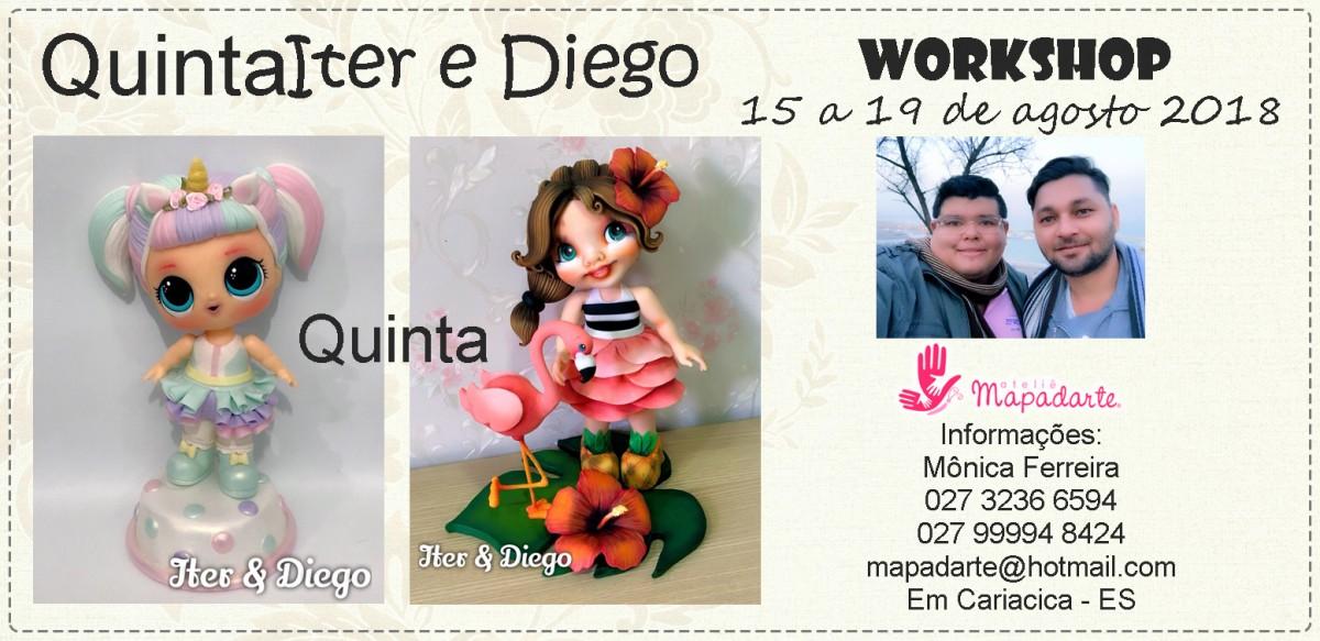 Foto3 - 01 Aula PRESENCIAL- Workshop Diego e Iterlano (01 aula a escolher)