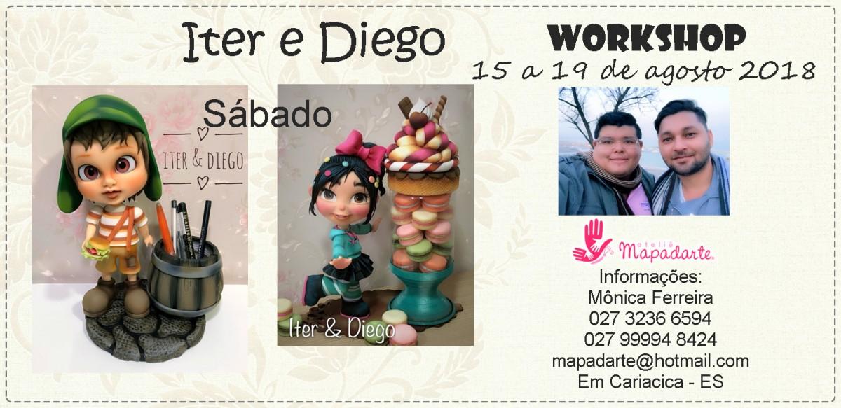 Foto5 - 01 Aula PRESENCIAL- Workshop Diego e Iterlano (01 aula a escolher)