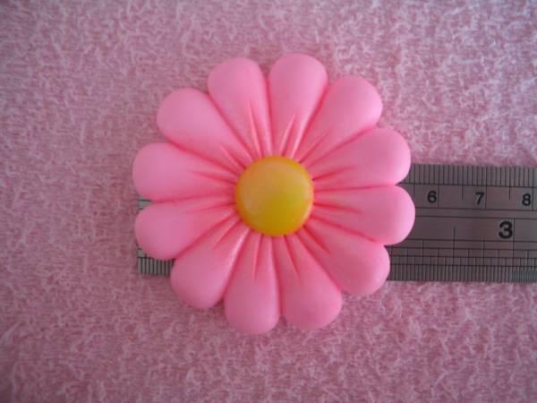 Foto2 - Cód 017 Molde de flor