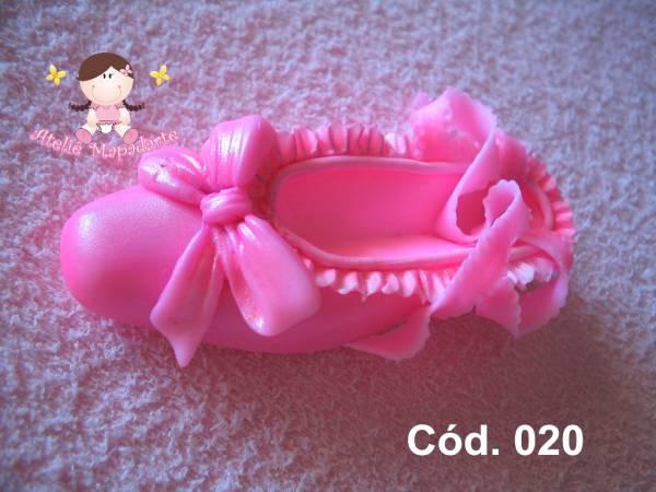 Foto 1 - Cód 020 Molde de sapatilha
