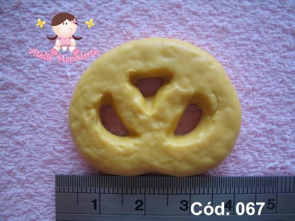 Foto 1 - Cód 067 Molde de biscoito