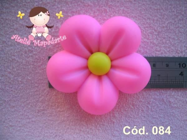 Foto 1 - Cód 084 Molde de flor gorda GG