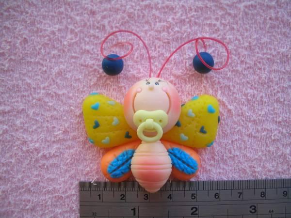 Foto2 - Cód 086 Molde de borboleta