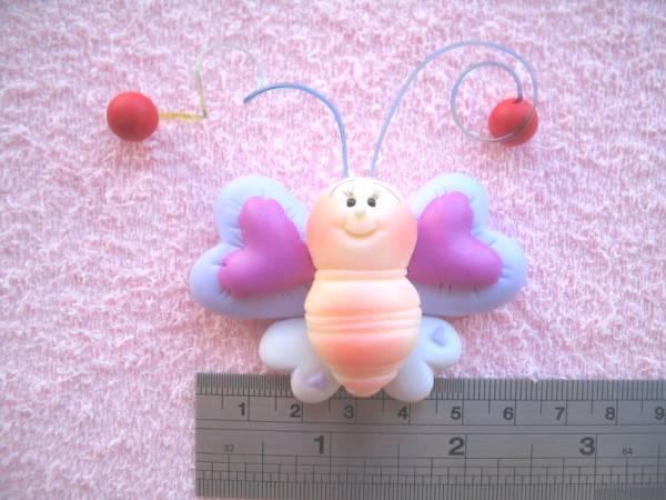 Foto2 - Cód 091 Molde borboleta balofa