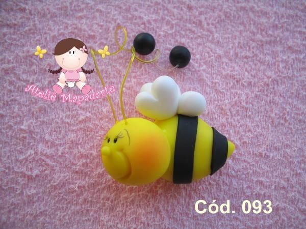 Foto 1 - Cód 093 Molde de abelha