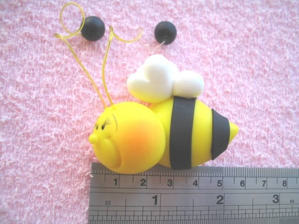 Foto2 - Cód 093 Molde de abelha