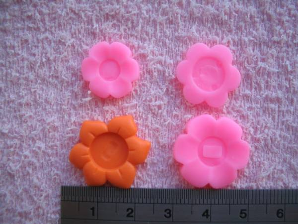 Foto2 - Cód 101 Molde de flores