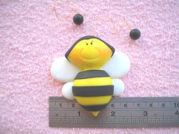 Foto2 - Cód 122 Molde de abelha balofa