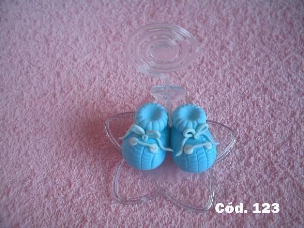 Foto 1 - Cód 123 Molde de sapato
