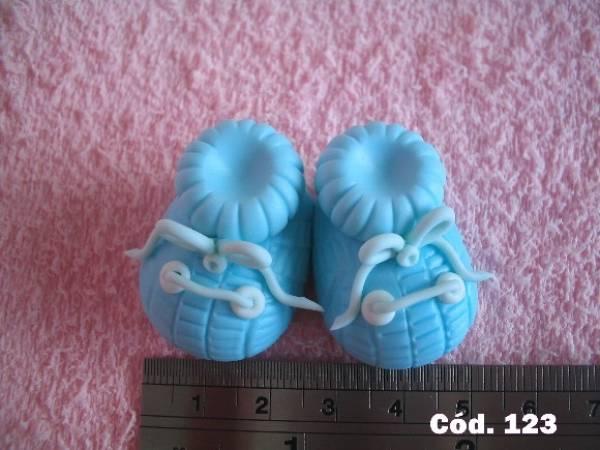 Foto2 - Cód 123 Molde de sapato