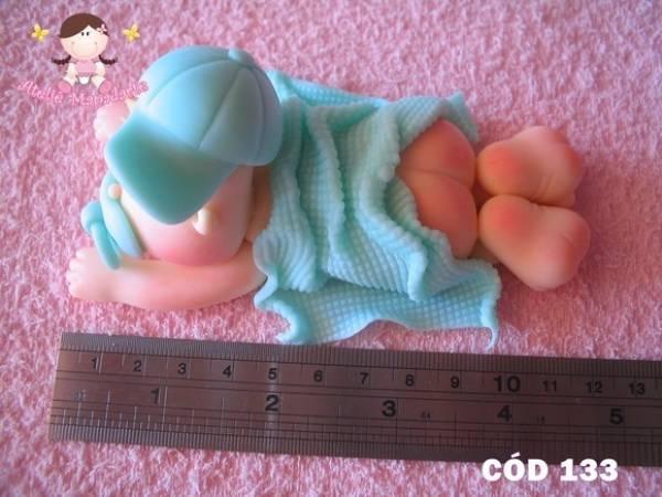 Foto2 - Cód 133 Molde bebê com manto GG