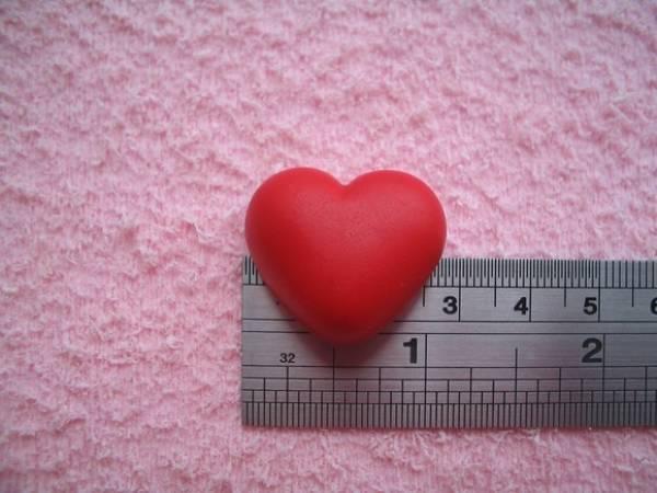 Foto2 - Cód 205 Molde de coração gordo
