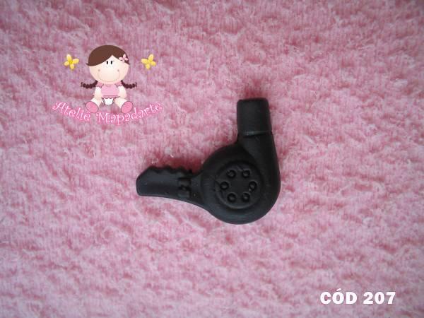 Foto 1 - Cód 207 Molde de secador de cabelo P