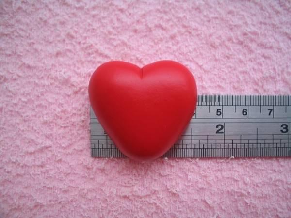 Foto2 - Cód 208 Molde coração gordo G