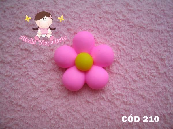 Foto 1 - Cód 210 Molde Flor gorda P
