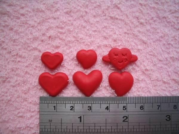 Foto2 - Cód 216 Molde de mini corações