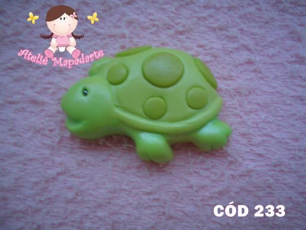 Foto 1 - Cód 233 Molde de tartaruga