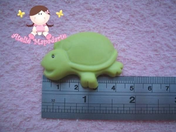 Foto2 - Cód 233 Molde de tartaruga