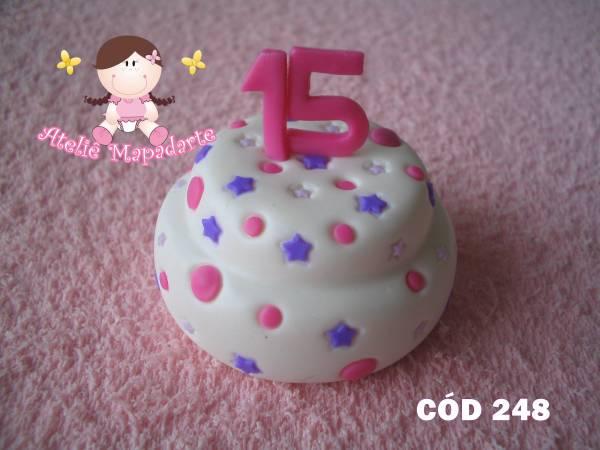 Foto 1 - Cód 248 Molde de bolo