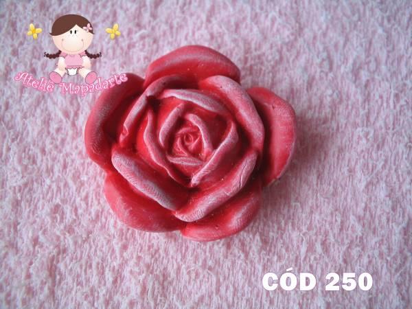Foto 1 - Cód 250 Molde de rosa M