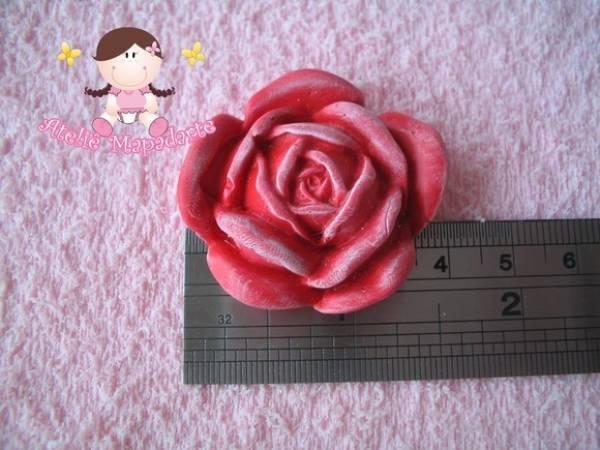 Foto2 - Cód 250 Molde de rosa M