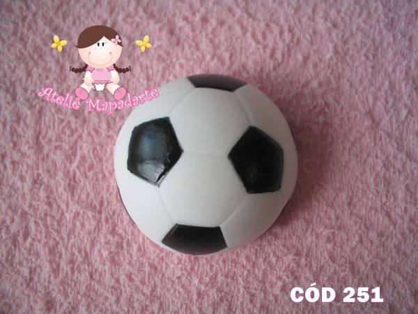 Foto 1 - Cód 251 Molde de bola G