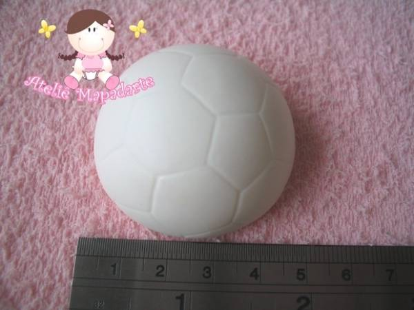 Foto2 - Cód 251 Molde de bola G