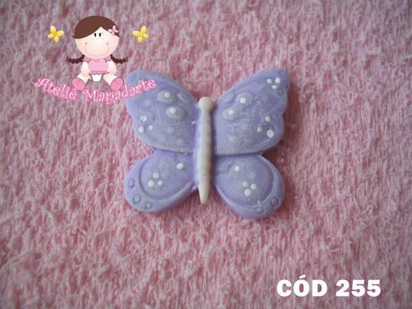 Foto 1 - Cód 255 Molde de borboleta