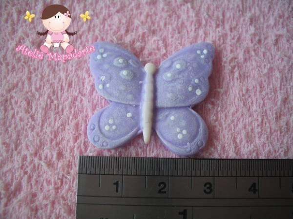 Foto2 - Cód 255 Molde de borboleta