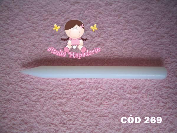 Foto 1 - Cód 269 Ferramenta em nylon para modelagem 01 un