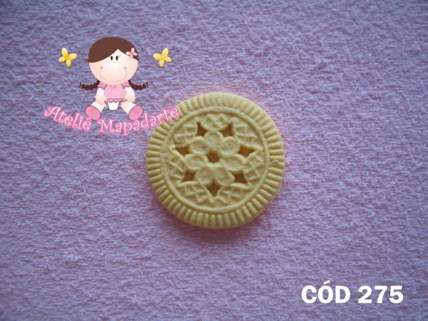Foto 1 - Cód 275 Molde de biscoito