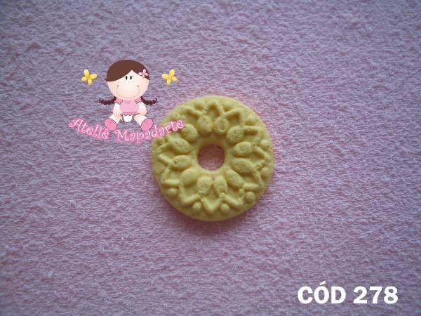Foto 1 - Cód 278 Molde de biscoito