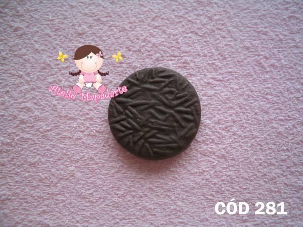 Foto 1 - Cód 281 molde de biscoito