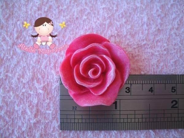 Foto2 - Cód 288 Molde de rosa P
