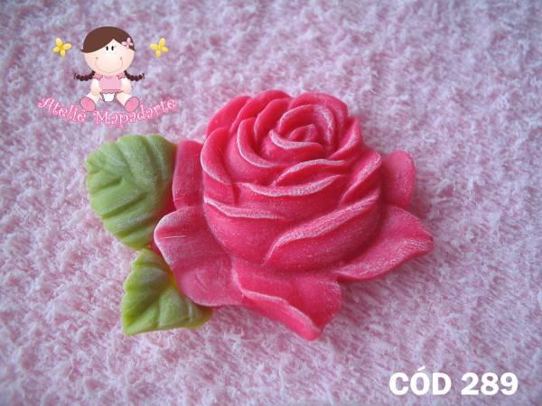 Foto 1 - Cód 289 Molde de rosa