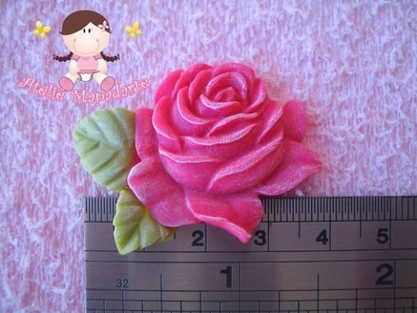 Foto2 - Cód 289 Molde de rosa