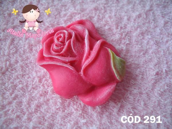 Foto 1 - Cód 291 Molde botão de rosa