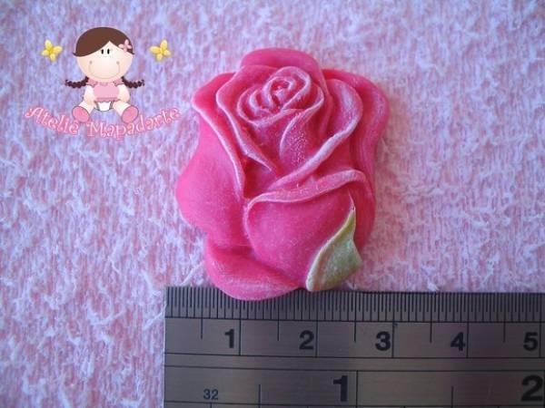 Foto2 - Cód 291 Molde botão de rosa