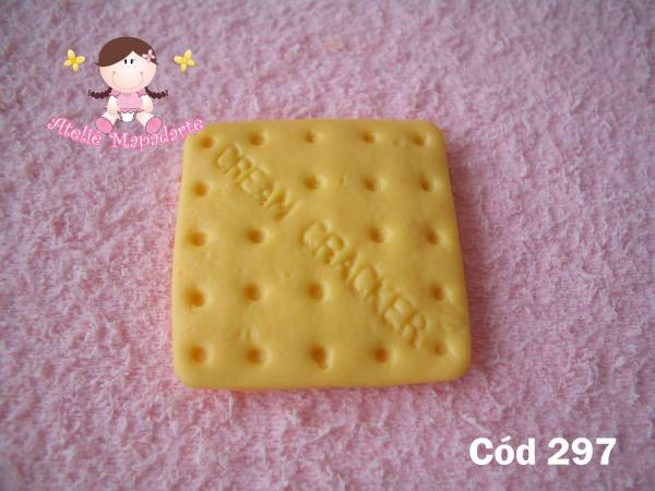 Foto 1 - Cód 297 Molde de biscoito cracker