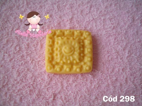 Foto 1 - Cód 298 Molde de biscoito