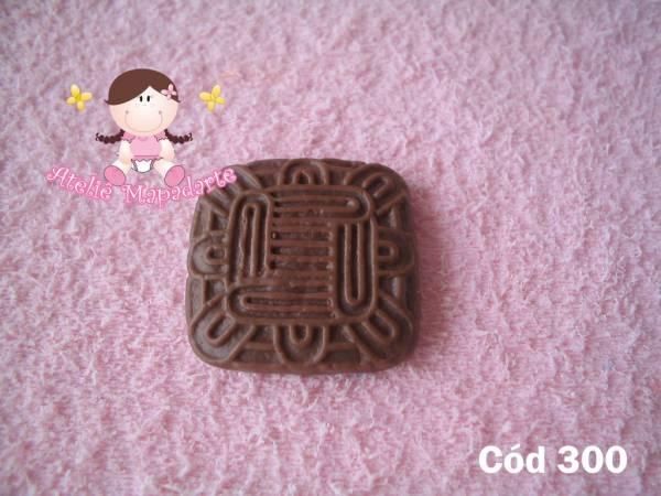 Foto 1 - Cód 300 Molde de biscoito