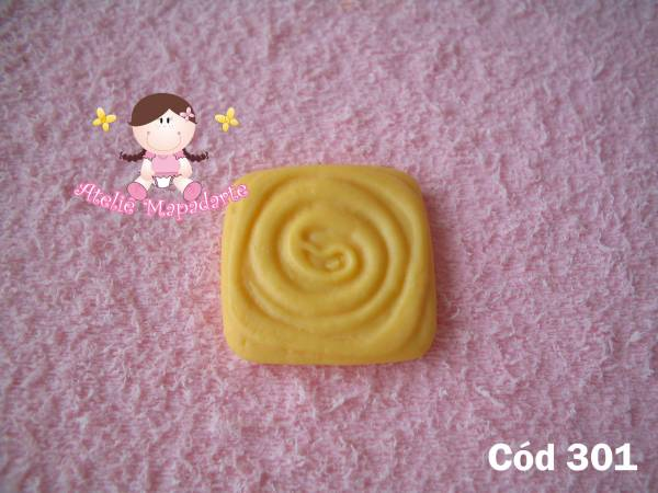 Foto 1 - Cód 301 Molde de biscoito
