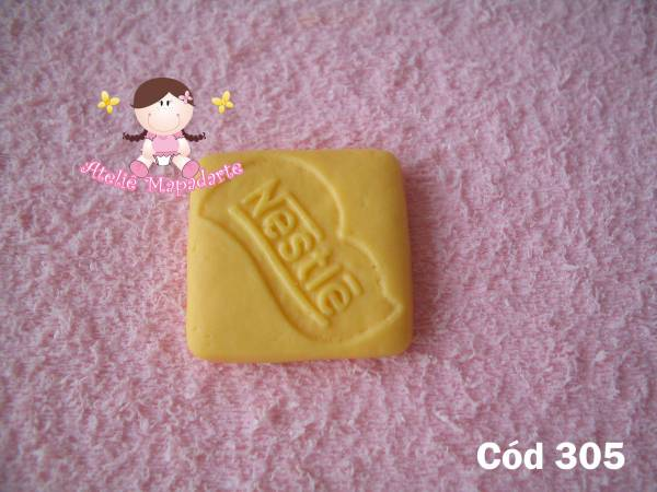 Foto 1 - Cód 305 molde de biscoito