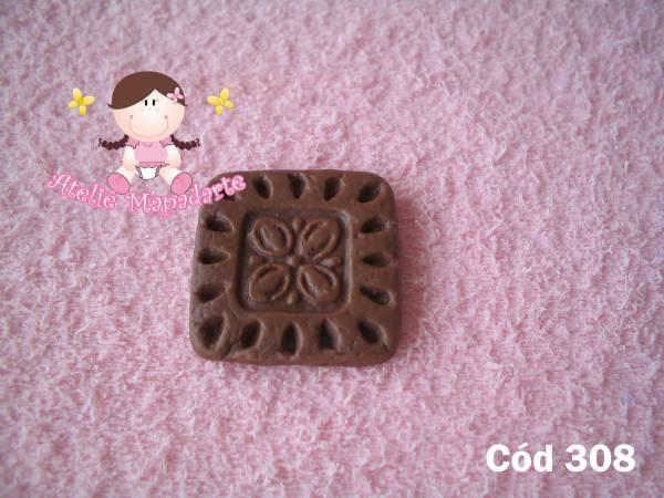 Foto 1 - Cód 308 Molde de biscoito