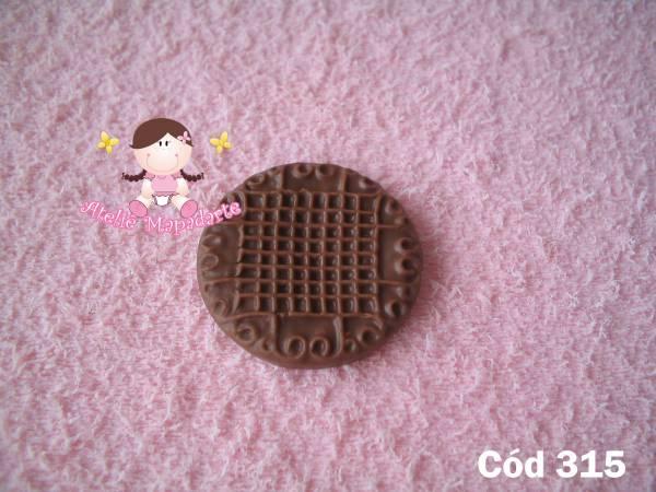 Foto 1 - Cód 315 Molde de biscoito