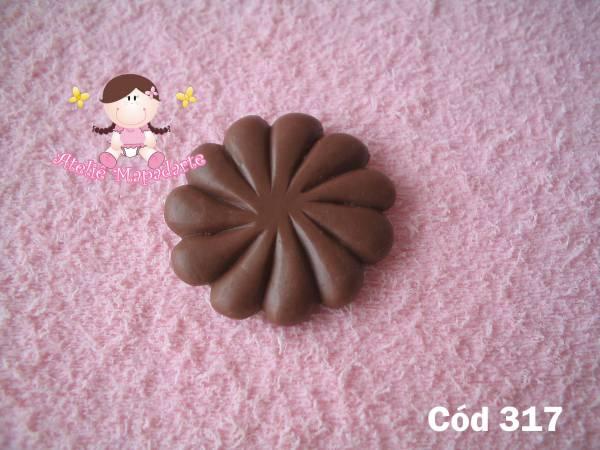 Foto 1 - Cód 317 Molde de biscoito