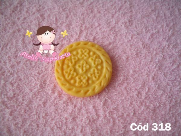 Foto 1 - Cód 318 Molde de biscoito