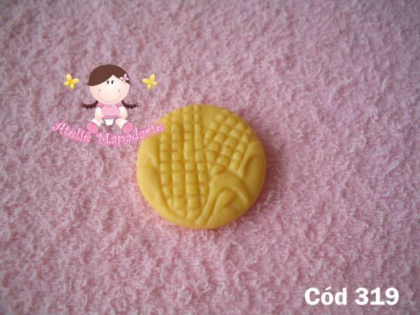 Foto 1 - Cód 319 Molde de biscoito