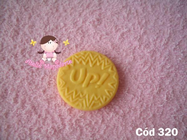 Foto 1 - Cód 320 Molde de biscoito