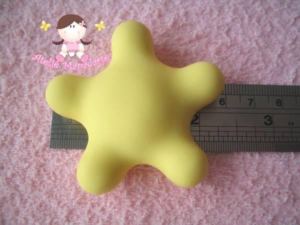 Foto2 - Cód 328 Molde de estrela gorda GG